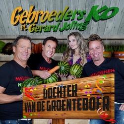 Gebroeders Ko ft. Gerard Joling - Dochter Van De Groenteboer  CD-Single