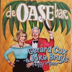 Gerard Cox & Joke Bruijs - De Oase Bar  CD