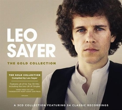 Leo Sayer - The Gold Collection  CD3