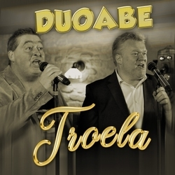 Duo Abe - Troela   3Tr. CD Single