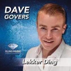 Dave Govers - Lekker ding  CD-Single