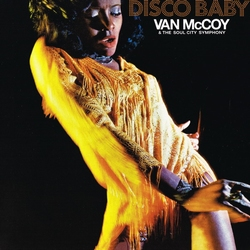Van McCoy ‎- Disco Baby (Ltd)  CD