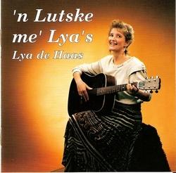 Lya de Haas - 'n Lutske me' Lya's  CD