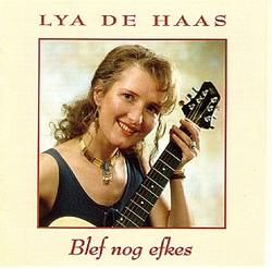 Lya de Haas - Blef nog efkes  CD