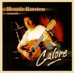 Hennie Korsten - Calore  CD