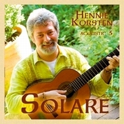Hennie Korsten - Solara (acoustic 3)  CD