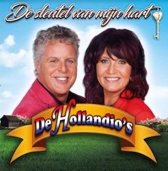 De Hollandio's - Sleutel van mijn hart  CD-Single