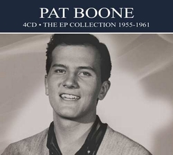 Pat Boone - The EP Collection 1955 - 1961  CD4