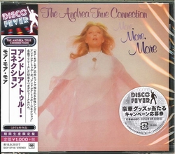 The Andrea True Connection ‎- More, More, More  Ltd.  CD