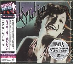 Vicki Sue Robinson - Never Gonna Let You Go Ltd.  CD