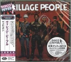 Village People - Macho Man Ltd.  CD