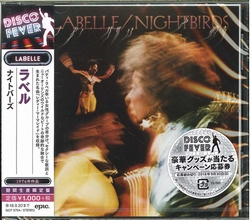 Labelle ‎- Nightbirds Ltd.  CD