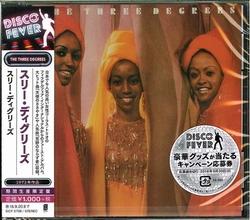 Three Degrees - Three Degrees Ltd.  CD