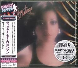 Vicki Sue Robinson - Vicky Sue Robinson   Ltd.  CD