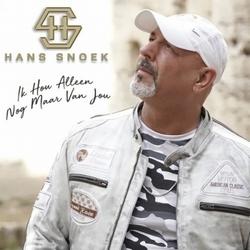 Hans Snoek - Ik hou alleen nog maar van jou  CD-Single