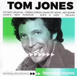 Tom Jones - Favorieten Expres  CD