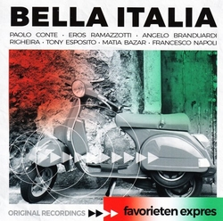 Bella Italia - Favorieten Expres  CD