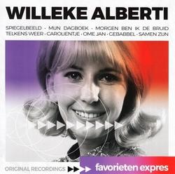 Willeke Alberti - Favorieten Expres  CD