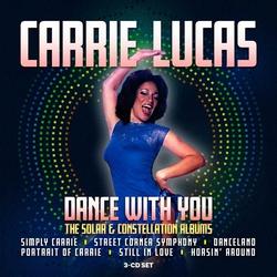 Carrie Lucas - The Solar & Constellation Albums (Ltd.)  CD3