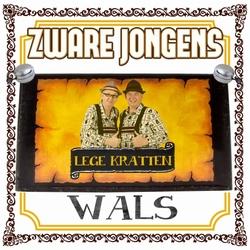 Zware Jongens - Lege Krattenwals  CD-Single