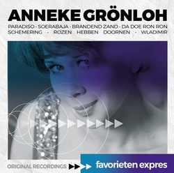 Anneke Gronloh - Favorieten Expres   CD