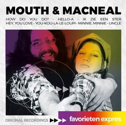 Mouth & MacNeal - Favorieten Expres  CD
