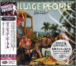 Village People - Go West Ltd.  CD