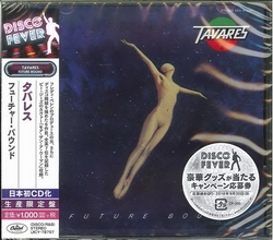 Tavares - Future Bound Ltd.  CD