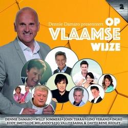 Dennie Damaro presenteert Op Vlaamse Wijze  CD
