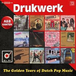 Drukwerk - The Golden Years Of Dutch Pop Music A&B   CD2