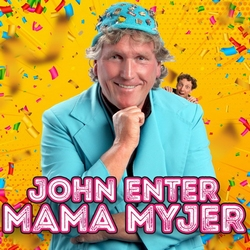 John Enter - Mama Myjer  CD-Single