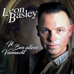 Leon Basley - Ik ben alleen vannacht  CD-Single