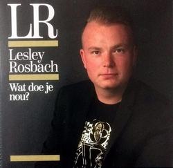 Lesley Rosbach - Wat doe je nou?  CD-Single
