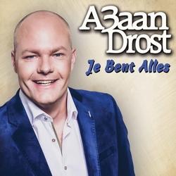 A3aan Drost - Jij bent alles  CD-Single