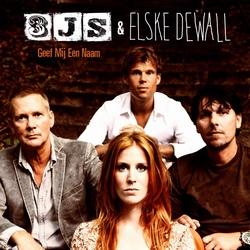 3JS - Geef mij een naam  3Tr. CD Single
