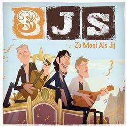3JS - Zo mooi als jij  3Tr. CD Single