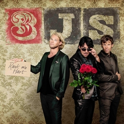 3JS - Raak m'n hart, 8718521027377  3Tr. CD Single