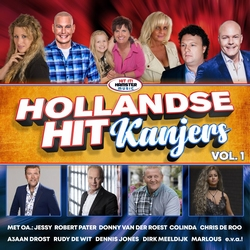 Hollandse Hit Kanjers Vol. 1  CD