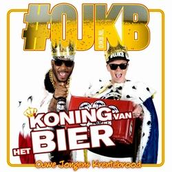 OJKB - Koning Van Het Bier  CD-Single