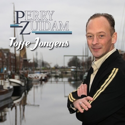 Perry Zuidam - Toffe jongens  CD-Single