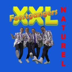 Feestgangers XXL - Naturel  CD-Single