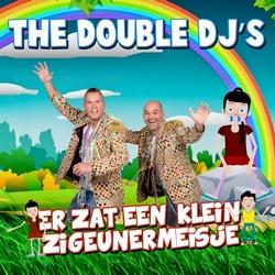 Double DJ's - Er Zat Een Klein Zigeunermeisje  CD-Single
