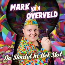 Mark van Overveld - De Sleutel In Het Slot  CD-Single