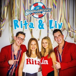 De Boeiengangers - Rita & Lin  CD-Single