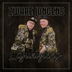 Zware Jongens - Lajuktzieng  CD-Single