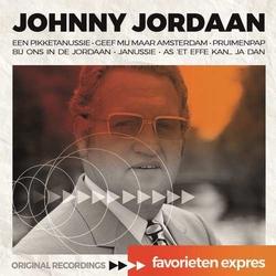 Johnny Jordaan - Favorieten Expres  CD