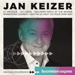 Jan Keizer - Favorieten Expres  CD