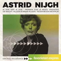 Astrid Nijgh - Favorieten Expres  CD