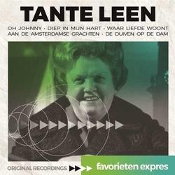 Tante Leen - Favorieten Expres  CD