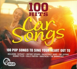 Car Songs - 100 hits  CD5